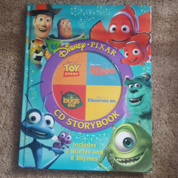 """""""Vintage"""" 👫 Toy Story book all in one bundle👫"""